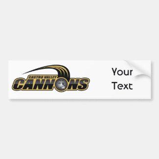 Harris County Wildcats Under 12 Car Bumper Sticker