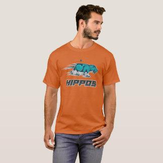Harris Football Hippos T-Shirt