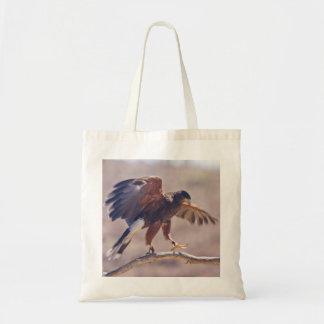 Harris' Hawk Budget Tote Bag