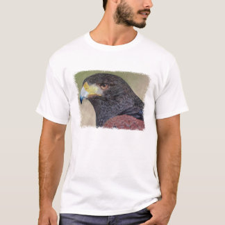 Harris Hawk-cp T-Shirt