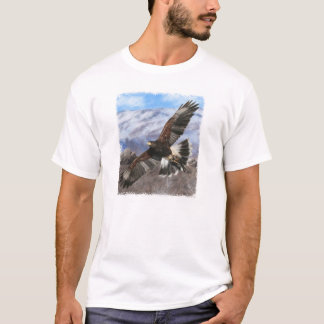 Harris Hawk- pastel T-Shirt