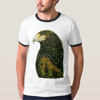 Harris Hawk Ringer T-Shirt