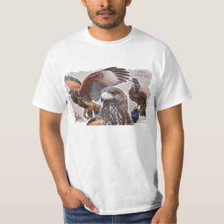 Harris Hawk Trio T-Shirt