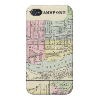 Harrisburg, Williamsport, Erie, Scranton iPhone 4 Case