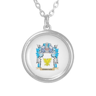 Harrison Coat of Arms - Family Crest Custom Jewelry