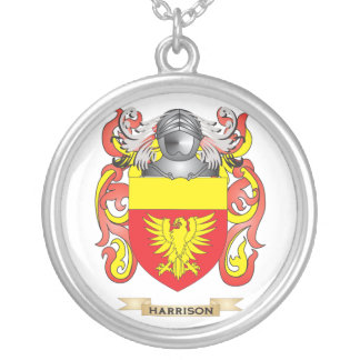 Harrison Coat of Arms Family Crest Jewelry