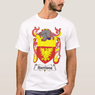 Harrison Family Coat of Arms T-shirt