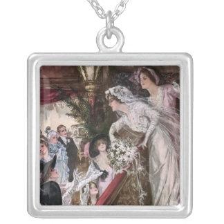 Harrison Fisher: Catch the Bridal Bouquet Custom Jewelry