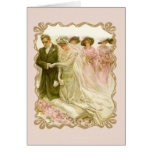 """Harrison Fisher """"The Wedding"""" Greeting Cards"""