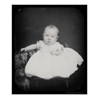 Harrison Grey Fiske Daguerreotype 1861 Poster