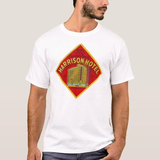 Harrison Hotel Chicago T-Shirt