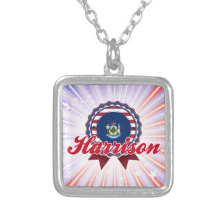 Harrison, ME Personalized Necklace