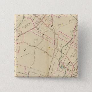 Harrison, Rye, New York 15 Cm Square Badge