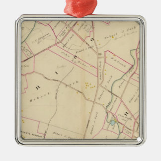 Harrison, Rye, New York Christmas Ornament