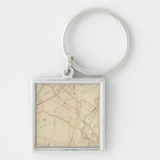 Harrison, Rye, New York Key Ring