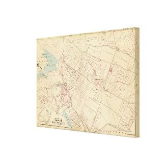 Harrison, Rye, NY Canvas Print