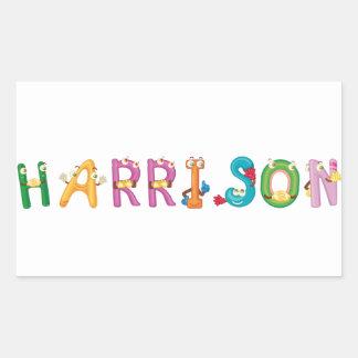 Harrison Sticker