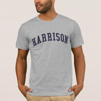 Harrison University T-shirt (Distressed)