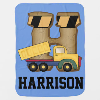 Harrison's Personalized Gifts Baby Blanket