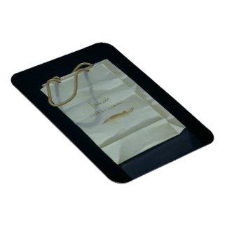 Harrods Caviar Bag 1989 Magnet