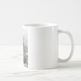 Harrods of Knightsbridge bw hdr Coffee Mug