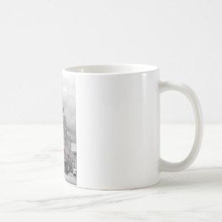 Harrods of Knightsbridge bw hdr Mug