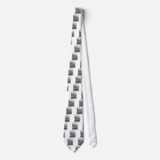 Harrods of Knightsbridge bw hdr Tie