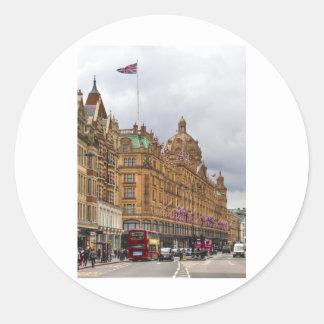 Harrods of Knightsbridge Stickers