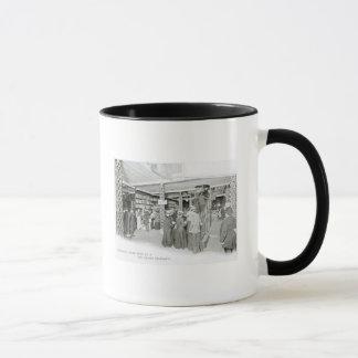Harrods Provision Department, c.1901 Mug