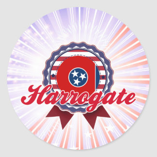 Harrogate, TN Sticker