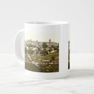 Harrogate, Yorkshire, England Large Coffee Mug