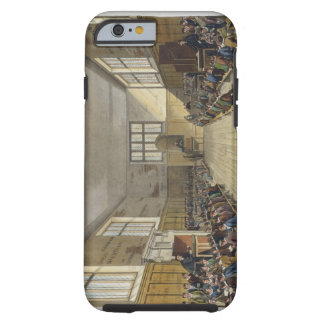 Harrow School Room from 'History of Harrow School' Tough iPhone 6 Case