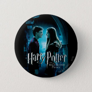 Harry and Ginny 1 6 Cm Round Badge