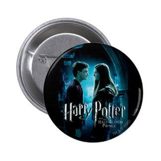 Harry and Ginny 1 6 Cm Round Badge