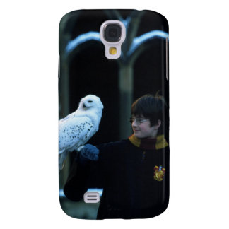 Harry and Hedwig 2 Galaxy S4 Case