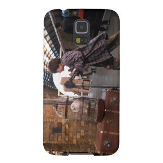 Harry and Hedwig PLATFORM 9 3/4™ Cases For Galaxy S5