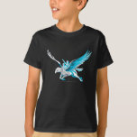 Harry and Hermione on a Hippogriff Tshirt