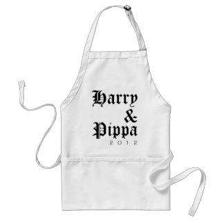 Harry and Pippa 2012 Hip Standard Apron