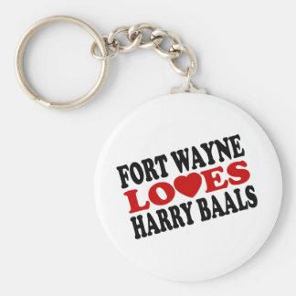 Harry Baals Key Ring