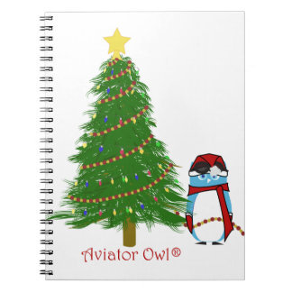 Harry Decorates his Christmas Tree Note Book