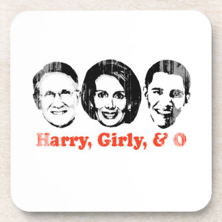 Harry, Girly, and O red Faded.png Coaster