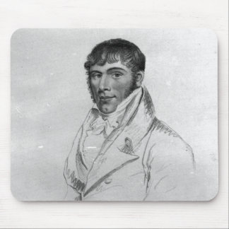 Harry Harmer, engraved by Hopwood Mouse Mat