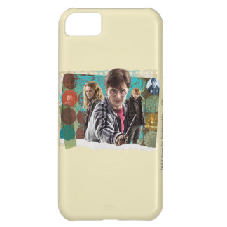 Harry, Hermione, and Ron 1 iPhone 5C Case