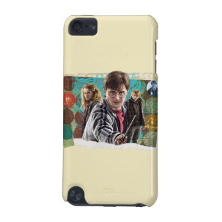 Harry, Hermione, and Ron 1 iPod Touch 5G Case
