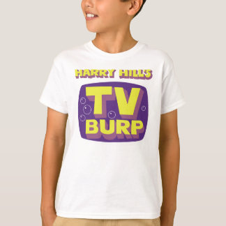 Harry Hill's TV Burp logo t-shirt YOUTH