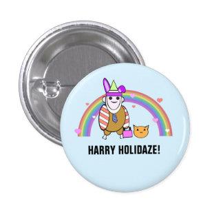Harry Holidaze Buttons
