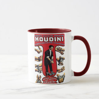 Harry Houdini 1900s Mug