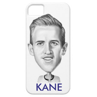 Harry Kane Unique Artists Caricature Sketch iPhone 5 Covers