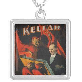 Harry Kellar Poster Necklaces