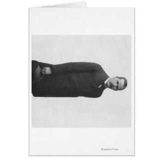 """Harry Longabaugh """"Sundance Kid"""" Portrait Card"""
